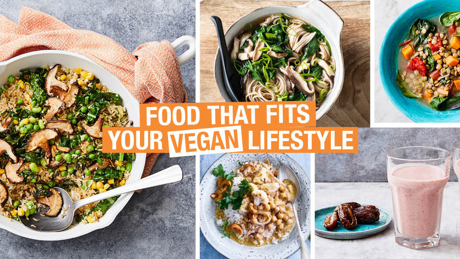 Food that Fits—Your Vegan Lifestyle image