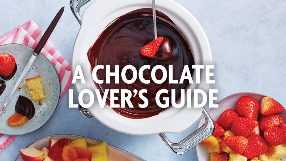 A Chocolate Lover's Guide image