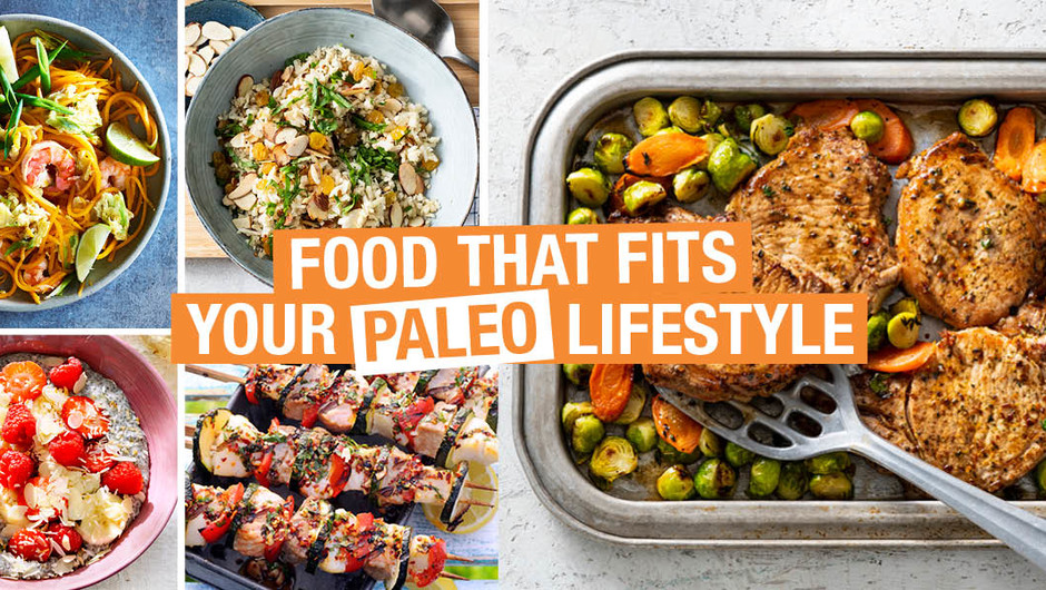 Food that Fits—Your Paleo Lifestyle image