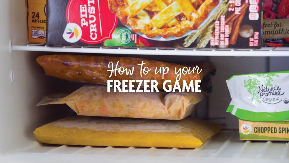 How To Up Your Freezer Game image