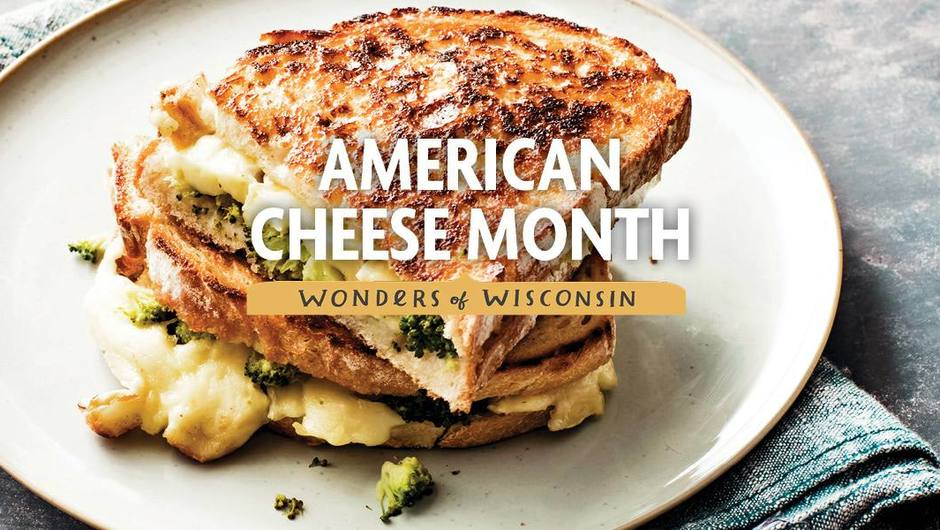Celebrate American Cheese Month with the Wonders of Wisconsin! image