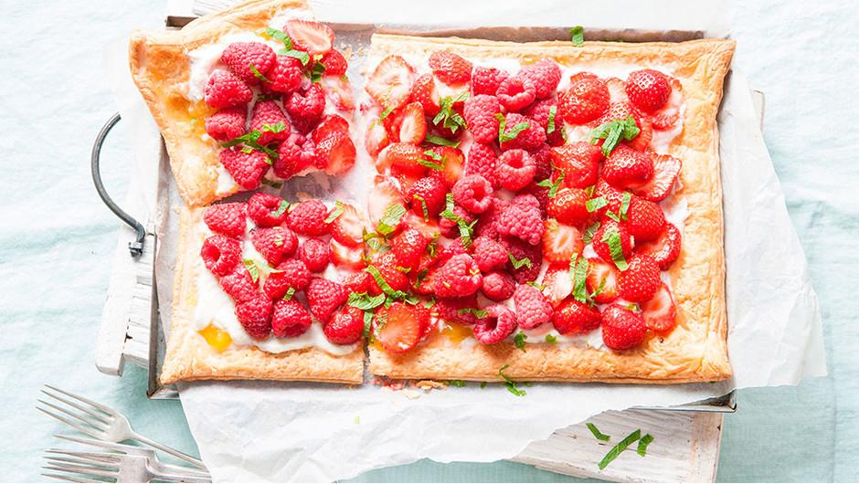 In Season: Strawberries image