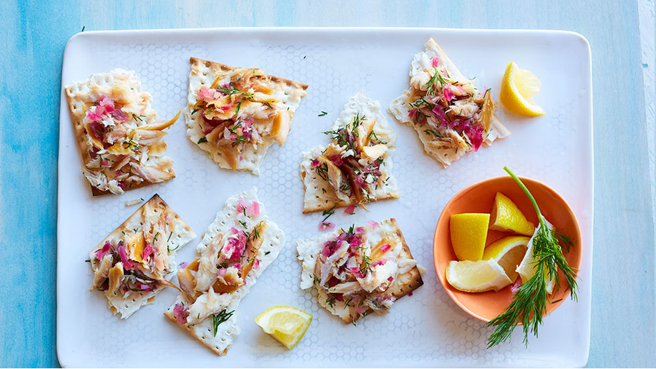 Menu: Passover Dinner image