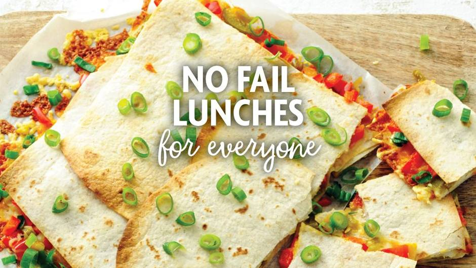 No Fail Lunches for Everyone image