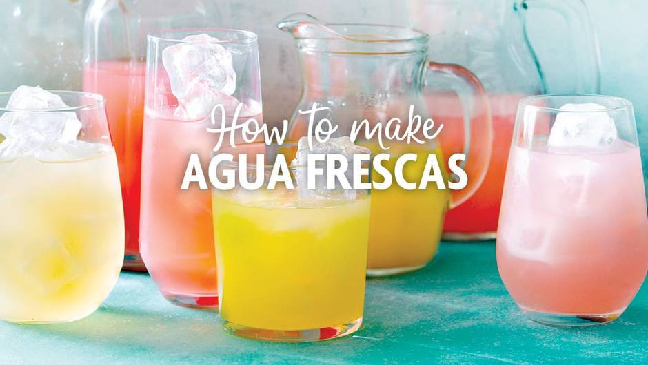 How to Make Agua Frescas image