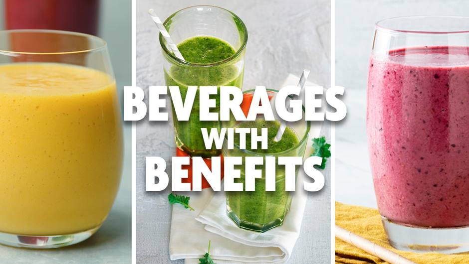 Beverages with Benefits image