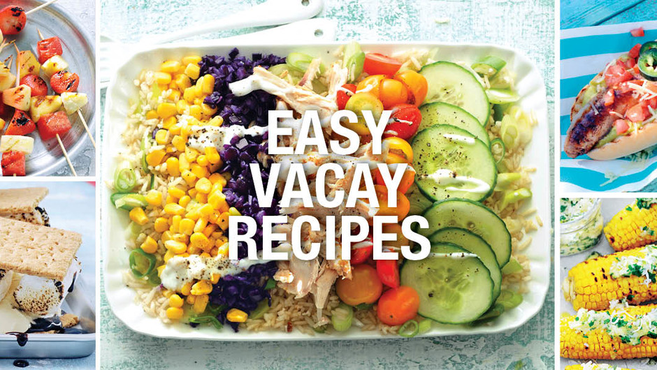 Easy Vacay Recipes image