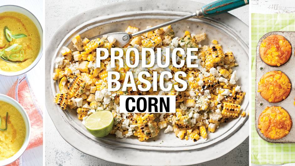 Produce Basics – Corn image