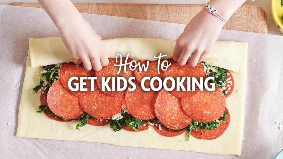 How to Get Kids Excited About Cooking image