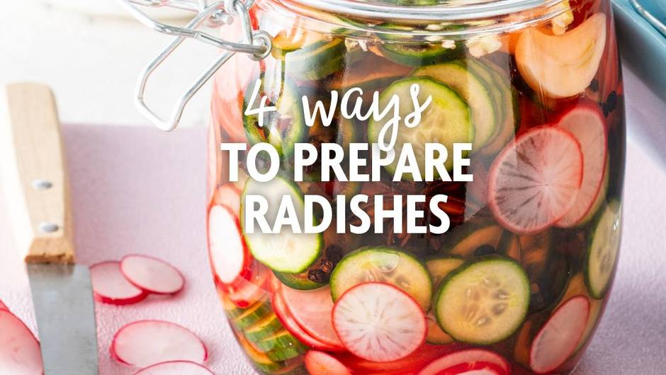 4 Tasty Ways to Prepare Radishes image