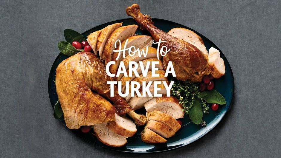 How to Carve a Turkey image