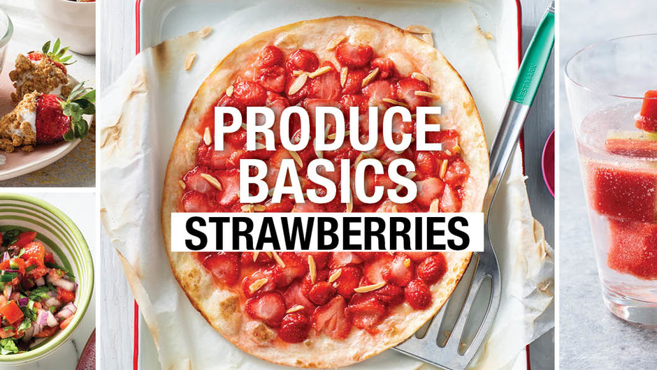 Produce Basics – Strawberries image