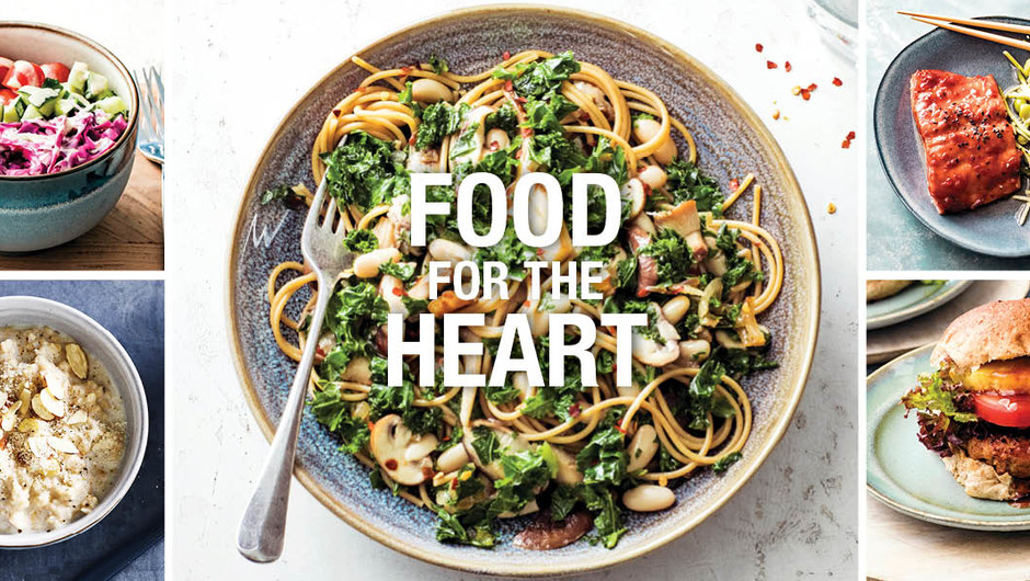 Foods for the Heart image