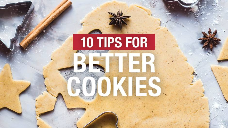 10 Tips for Better Cookies image