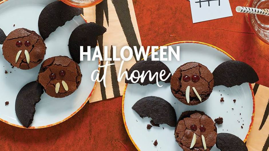 Tricks and Treats for Halloween at Home image