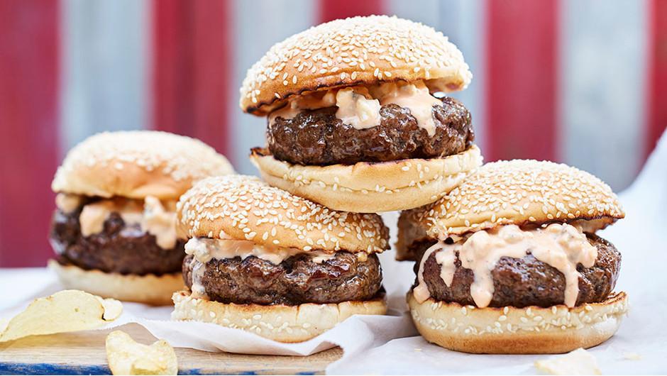 Build a Better Burger image