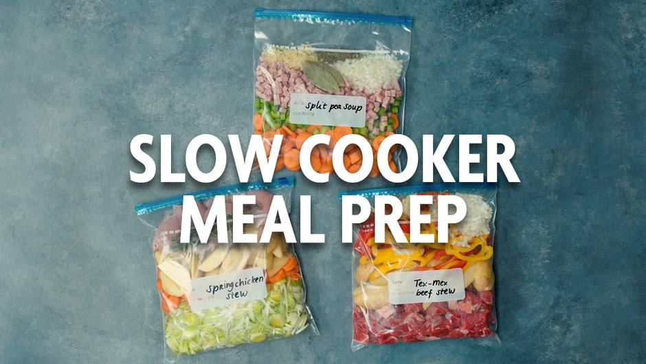 How to Meal Prep with Your Slow Cooker image
