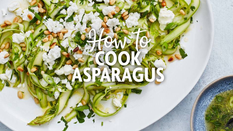 How to Cook Asparagus image