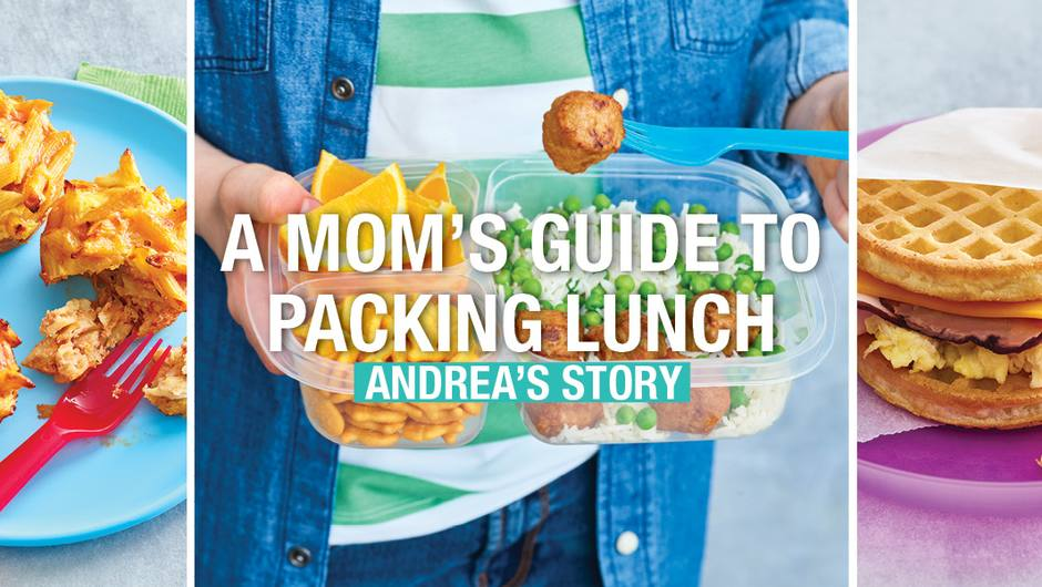 A Mom's Guide to Packing Lunch image