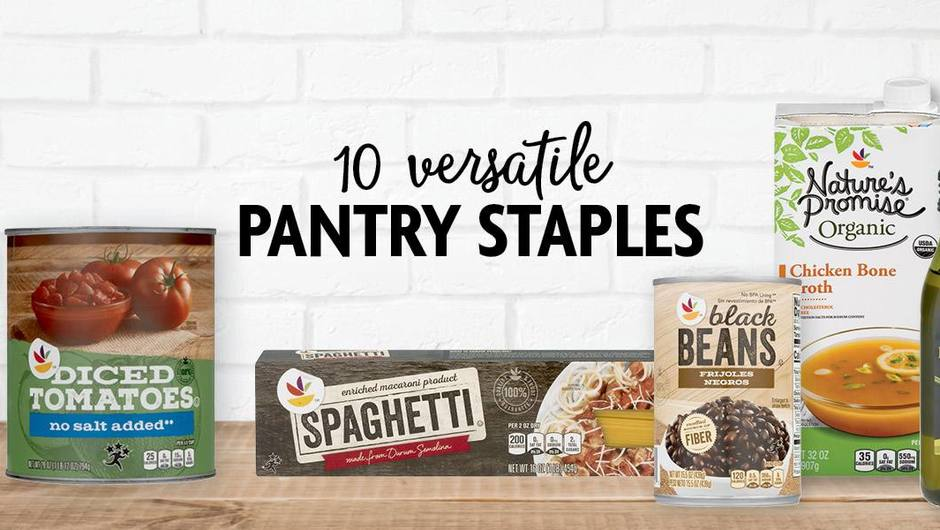 10 Versatile Pantry Staples image