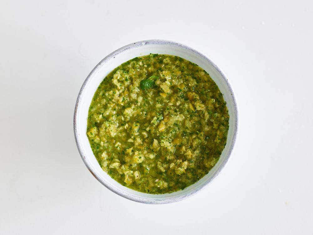Tex-Mex Green Salsa