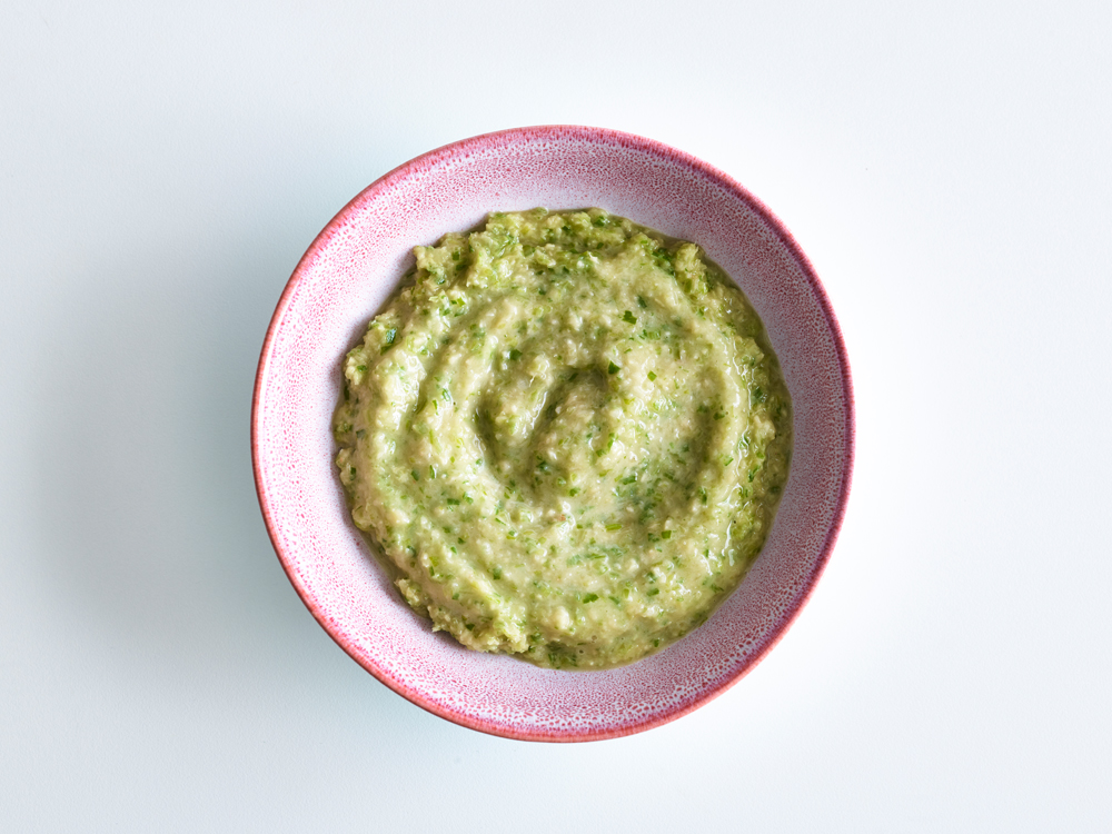 Ginger-Green Onion Sauce
