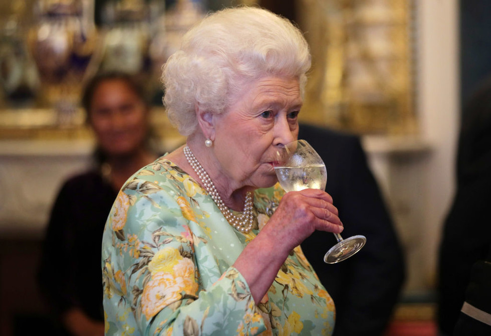 The Queen is looking for a new chef