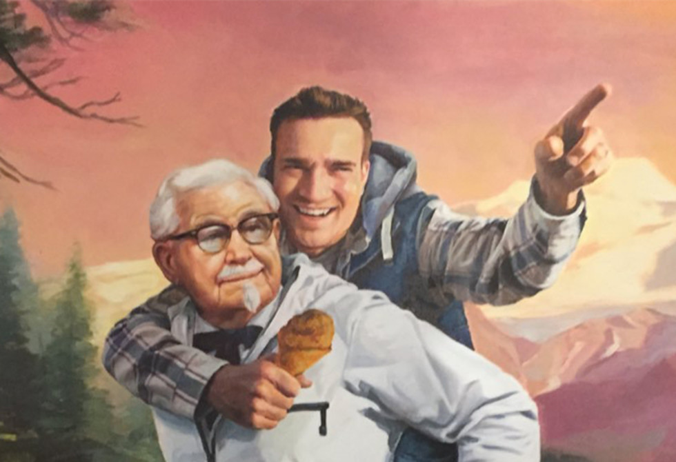 KFC rewards eagle-eyed Twitter user with a unique prize
