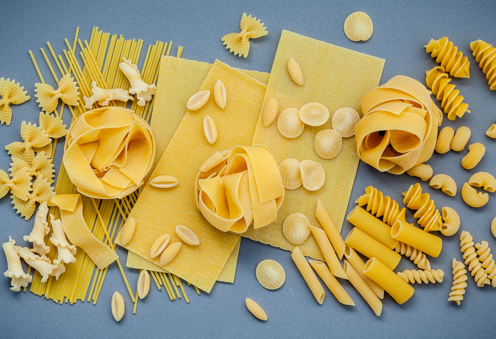 Pasta doesn't make you put on weight, thank you science
