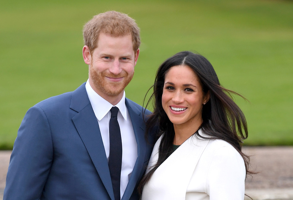 Prince Harry and Meghan Markle's fruity wedding cake request