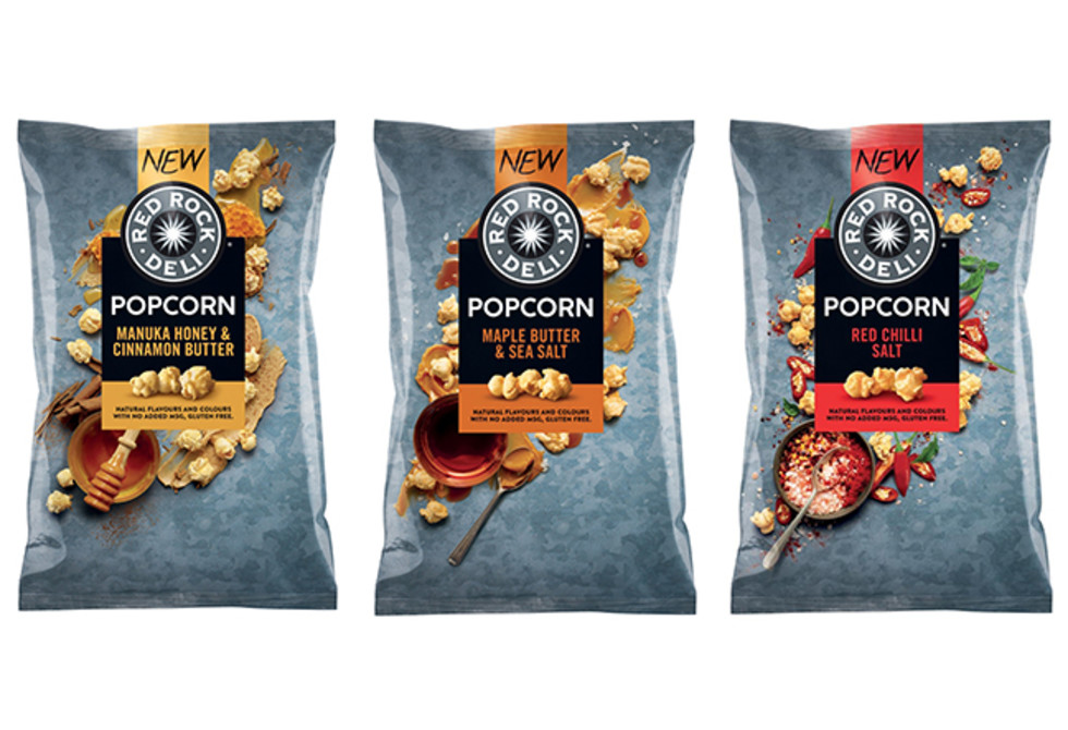 """market of red rock deli chips Our new sweet potato crisps continue the brand's journey of innovation and  taste discovery,"""" said robyn quinn, marketing director, red rock."""