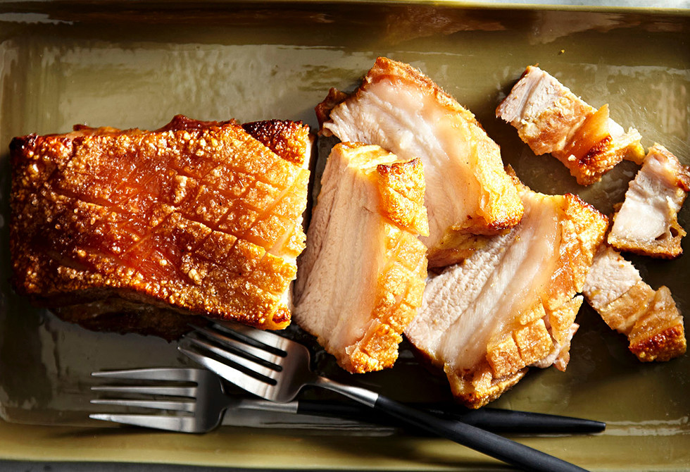 How to get perfect pork crackling – the genius way