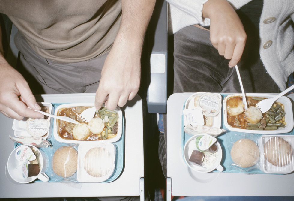 Airline chef reveals the best meal to order on a plane