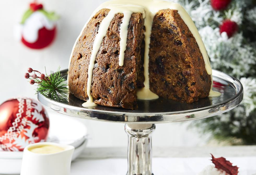 Slow Cooker Christmas Pudding Recipe Foodiful