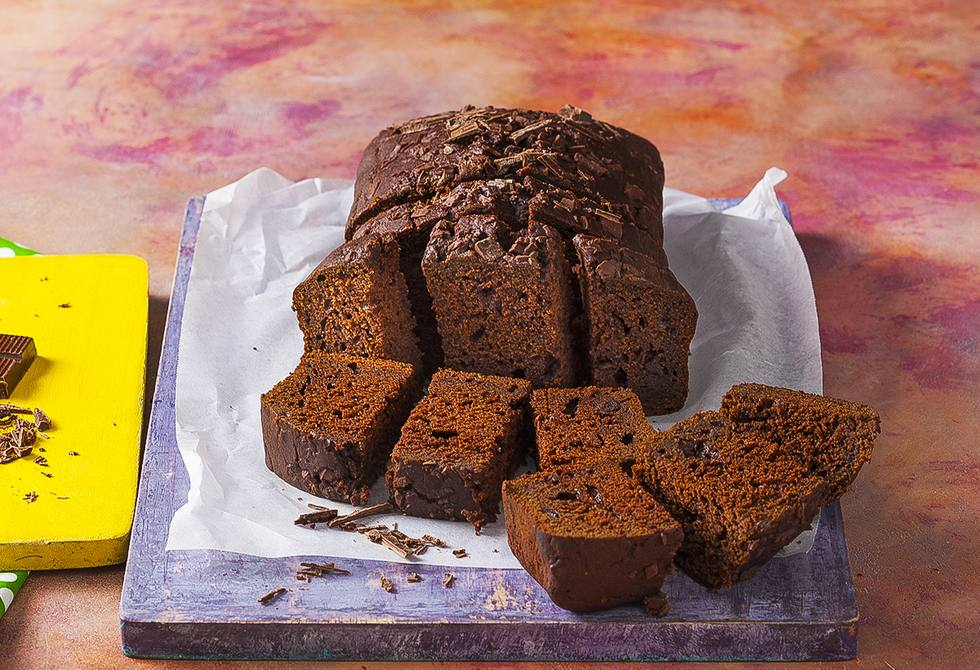 Chocolate and pumpkin bread