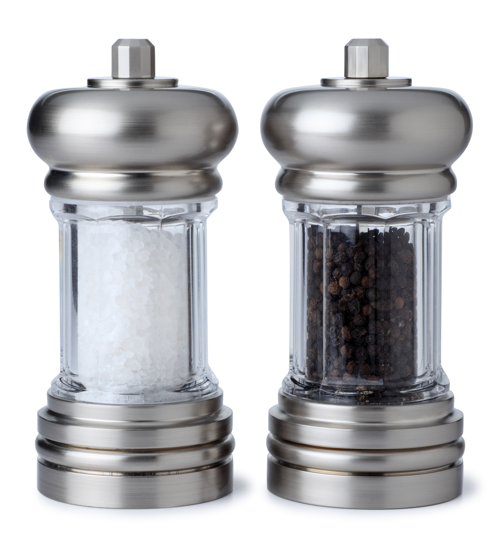 Always keep salt and pepper in your desk drawer – you'll be surprised how it can transform your lunch. Photo: skodonnell / Getty Images