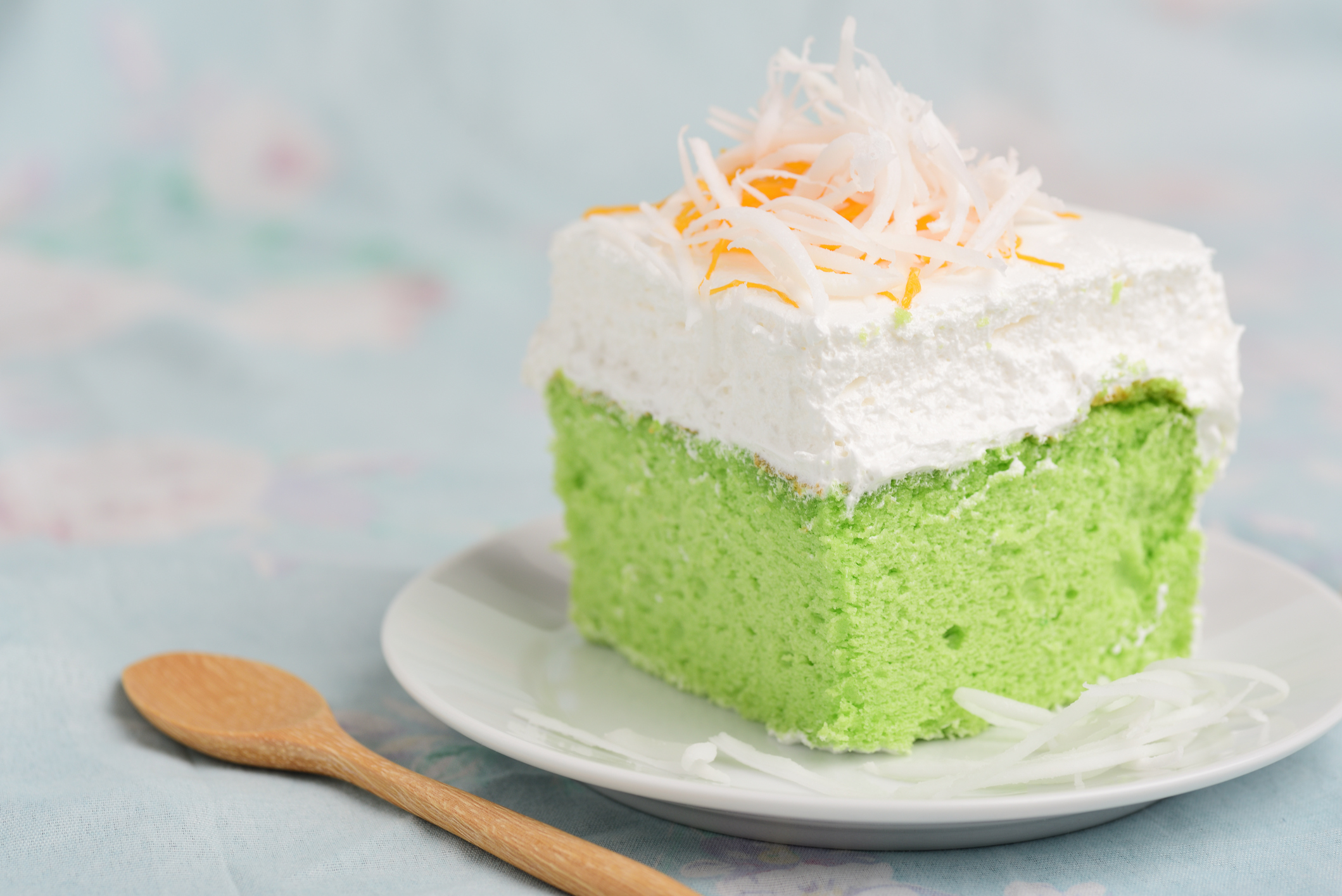 Nigella Lawson isn't the only fan of pandan extract. Photo credit: iStock / Getty Images Plus