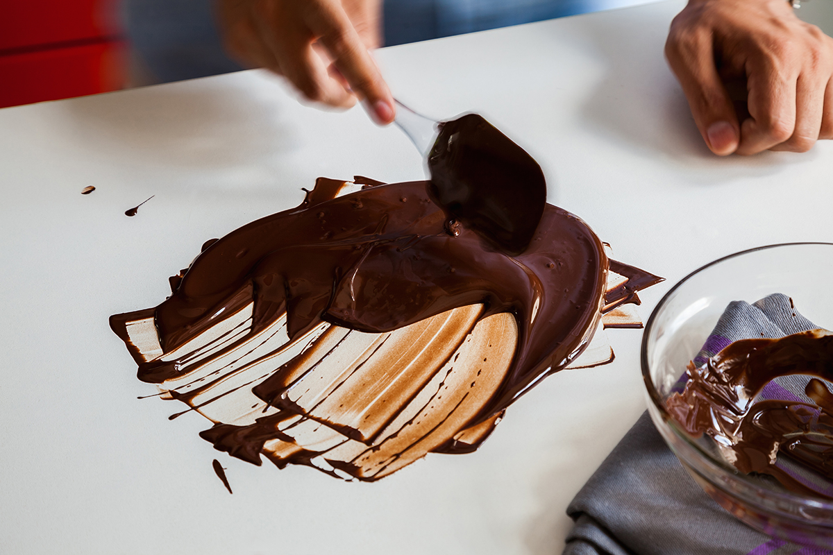 Use your chocolate as soon as possible. Photo credit: NatashaPhoto/ Getty Images