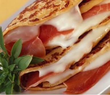 Galette à l'italienne sans gluten