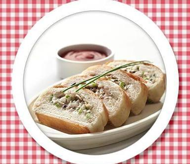 Recipe of Stuffed French Bread