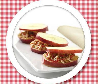 Recipe of Sweet Apple Slices