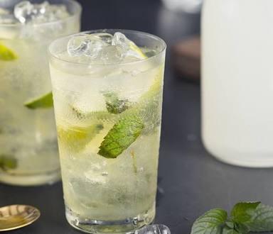Turmeric Gold Cocktail