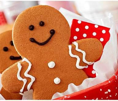 Galletitas de Jengibre para Navidad | Maizena