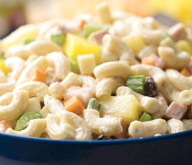 Simple Creamy Macaroni Salad