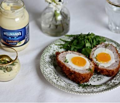 Skotské vejce
