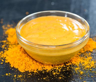 Salsa de Curry | Maizena