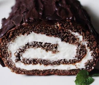 Tronco de chocolate