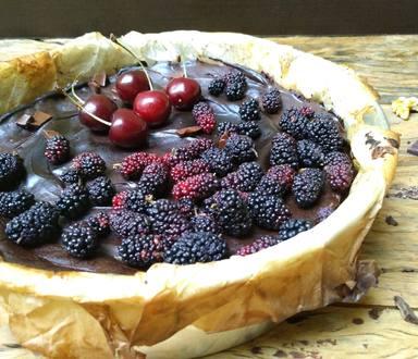 Torta Mousse Vegana