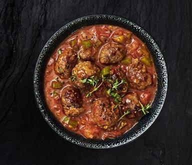 Boerie Meatballs