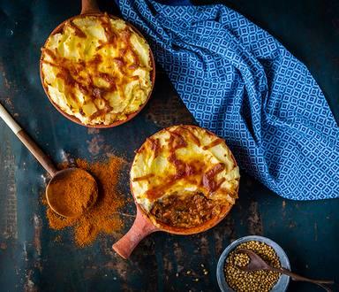 Pilchard Cottage Pie